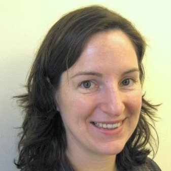 Dr Christine Demore leaving Dundee