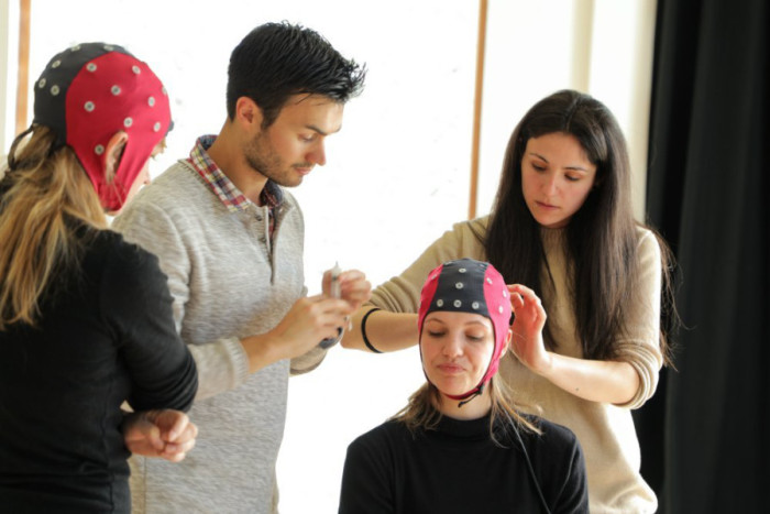 Mobile EEG study at Stirling to be first to record brain activity during dance