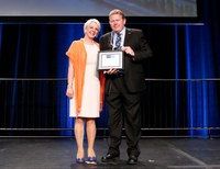 Prof van Beek made Fellow of ISMRM