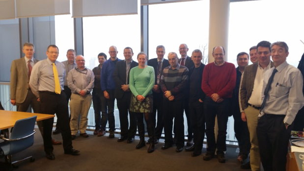 SINAPSE meets with the Farr Institute